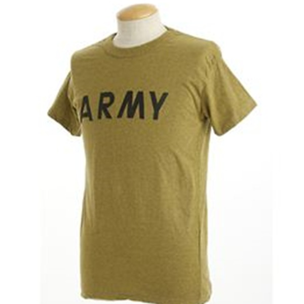10000円以上送料無料 USタイプARMYオバーダイTシャツ M オバーダイイエロー ホビー・エトセトラ ミリタリー ウェア レビュー投稿で次回使える2000円クーポン全員にプレゼント