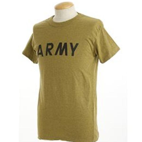 10000円以上送料無料 USタイプARMYオバーダイTシャツ L オバーダイイエロー ホビー・エトセトラ ミリタリー ウェア レビュー投稿で次回使える2000円クーポン全員にプレゼント