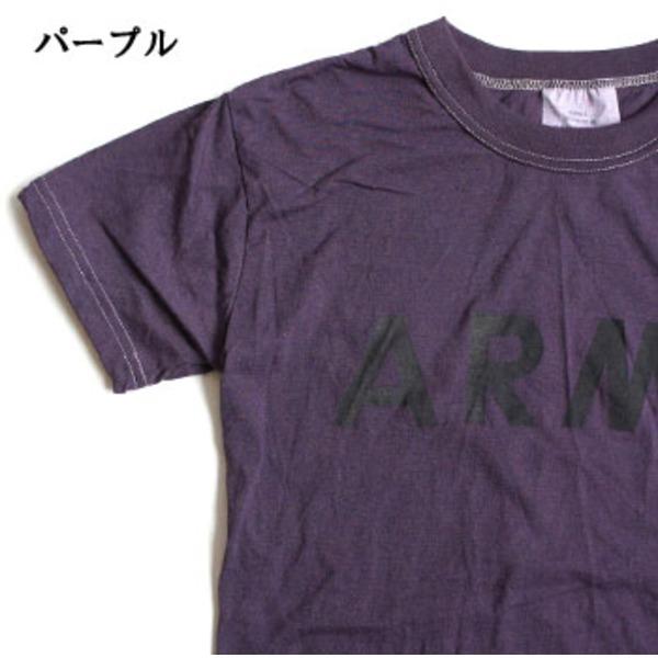 10000円以上送料無料 USタイプARMYオバーダイTシャツ  M  オバーダイパープル ホビー・エトセトラ ミリタリー ウェア レビュー投稿で次回使える2000円クーポン全員にプレゼント