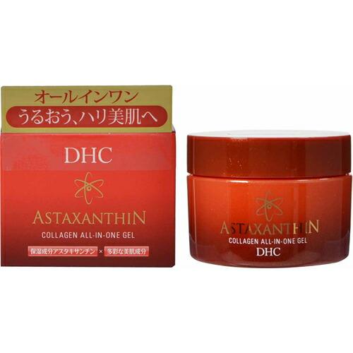 化粧品 化粧水・ジェル ジェル DHC アスタキサンチン コラーゲンオールインワンジェルSS 80g