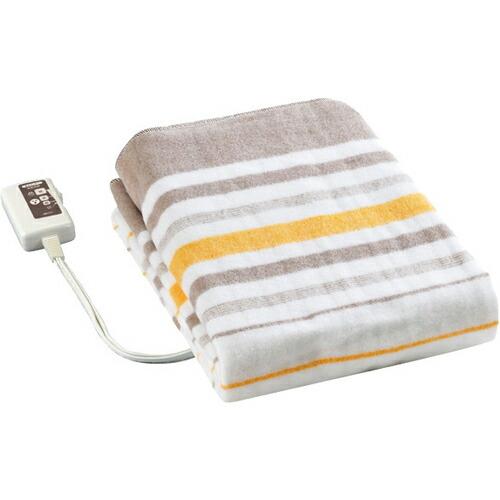 家電 季節家電 電気暖房器具 KODEN 電気敷毛布 化繊 室温センサー付 CWS552-HB