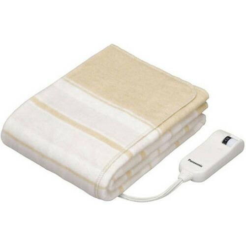 家電 季節家電 電気暖房器具 パナソニック 電気しき毛布 シングルSサイズ DB-U11T-C ベージュ