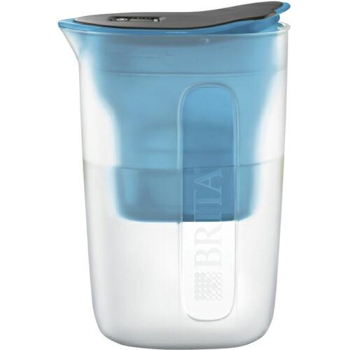 家電 浄水器・整水器 浄水器 ブリタ ファン マクストラプラスカートリッジ1個付き ブルー(日本仕様・日本正規品) 1.0L