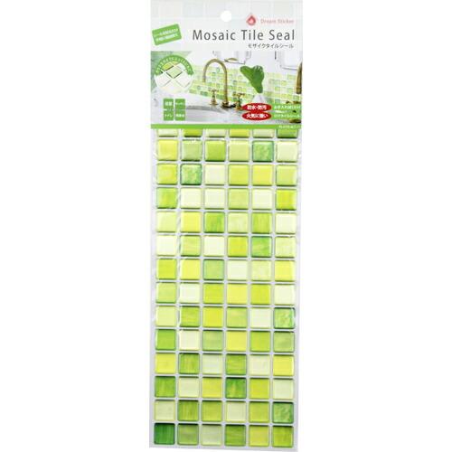 DIY・ガーデン 補修用品 補修用品 Dream Sticker タイルシール ソフトグリーン ALT-11