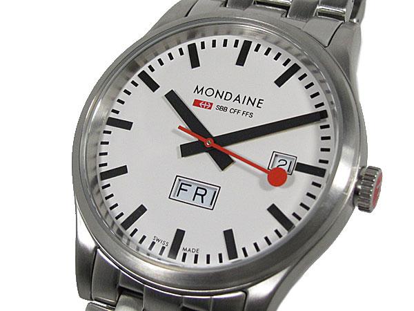 モンディーン MONDAINE 腕時計 A667.30308.16SBM 【腕時計 海外インポート品】返品可 レビュー投稿で次回使える2000円クーポン全員にプレゼント