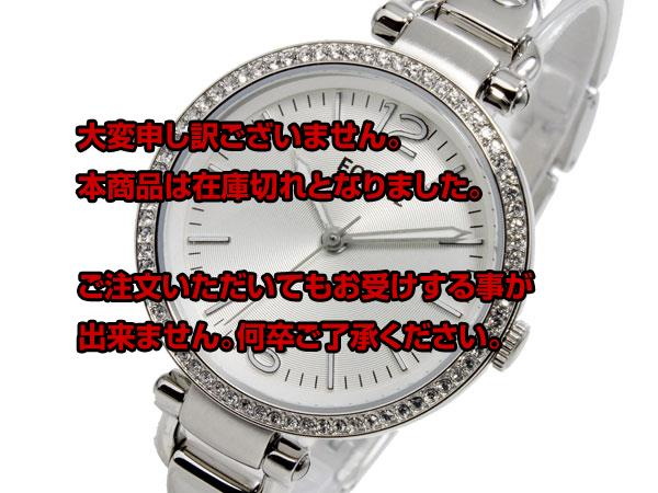 フォッシル FOSSIL クオーツ レディース 腕時計 ES3225 【腕時計 海外インポート品】返品可 レビュー投稿で次回使える2000円クーポン全員にプレゼント