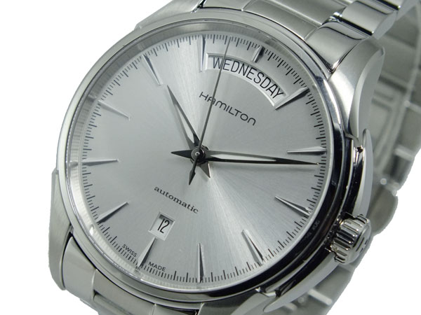 ハミルトン HAMILTON ジャズマスター 自動巻 メンズ 腕時計 H32505151 【腕時計 海外インポート品】返品可 レビュー投稿で次回使える2000円クーポン全員にプレゼント