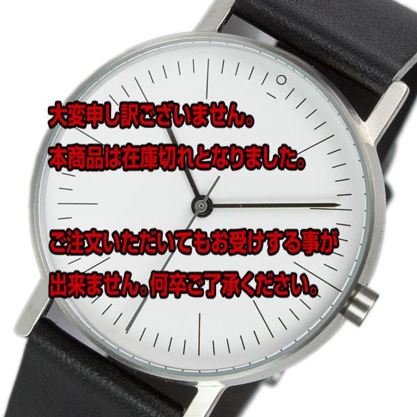 ピーオーエス POS ストック Stock S001C クオーツ メンズ 腕時計 STW020002 ホワイト 【 】返品可 レビュー投稿で次回使える2000円クーポン全員にプレゼント