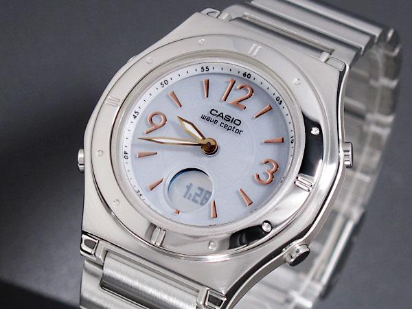 カシオ CASIO マルチバンド6 電波 ソーラー 腕時計 LWA-M141D-7AJF 【腕時計 国内正規品】返品可 レビュー投稿で次回使える2000円クーポン全員にプレゼント