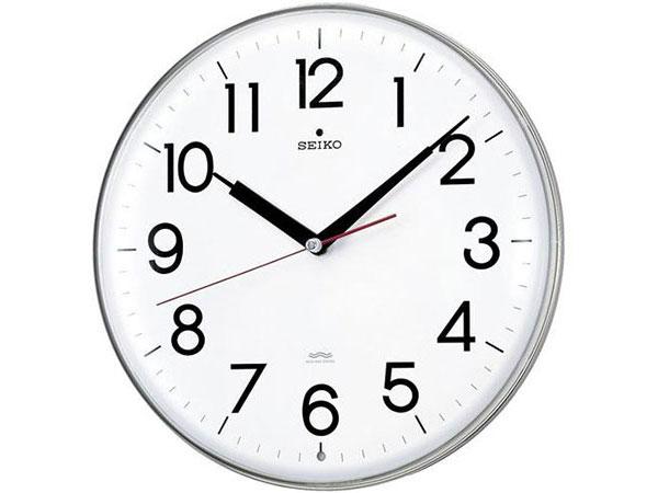 セイコー SEIKO 電波時計 掛け時計 KX301H 【インテリア 時計】返品可 レビュー投稿で次回使える2000円クーポン全員にプレゼント