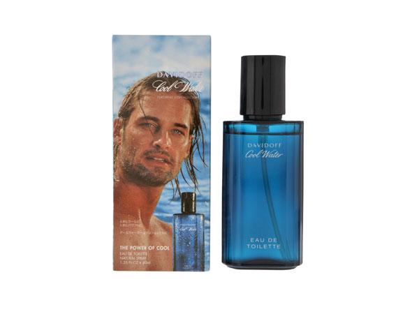 ダビドフ DAVIDOFF 香水 クールウォーター メンズ ET/SP/40ML 320-DV-40 【美容・健康 香水・フレグランス】