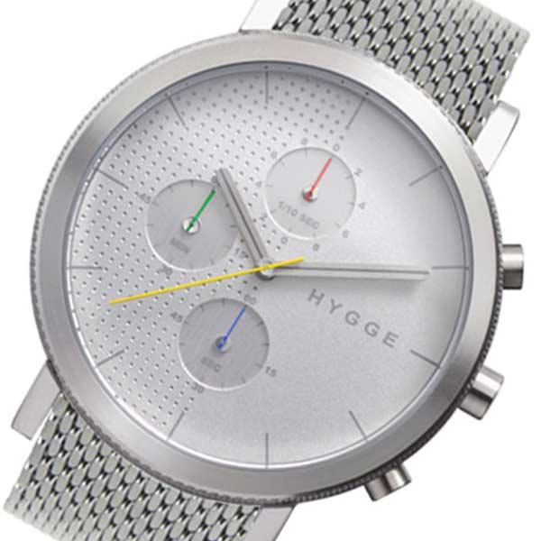 ピーオーエス POS ヒュッゲ 2204 Mesh クオーツ メンズ 腕時計 MSM2204C 【 】返品可 レビュー投稿で次回使える2000円クーポン全員にプレゼント