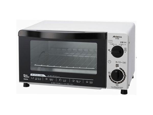 アビテラックス ABITELAX オーブントースター AT980-W 【家電 電子レンジ・トースター・スチーマー】