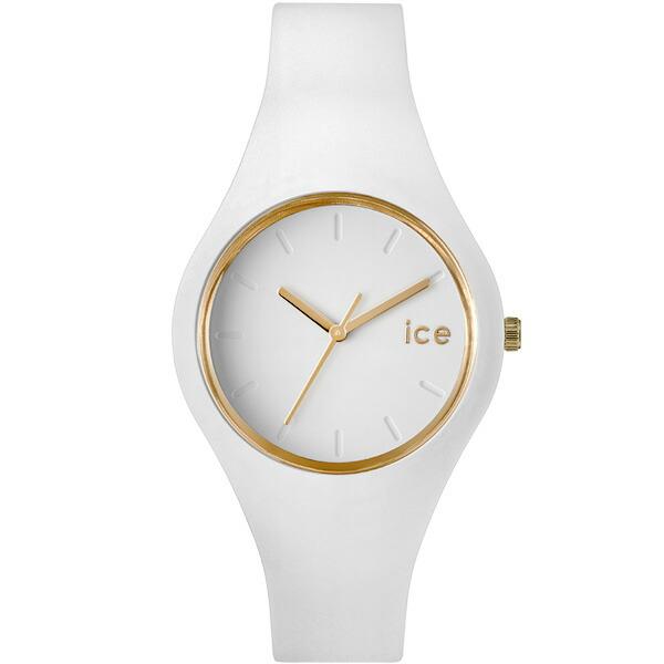 アイスウォッチ アイスグラム クオーツ レディース 腕時計 ICE.GL.WE.S.S.14 【腕時計 海外インポート品】返品可 レビュー投稿で次回使える2000円クーポン全員にプレゼント