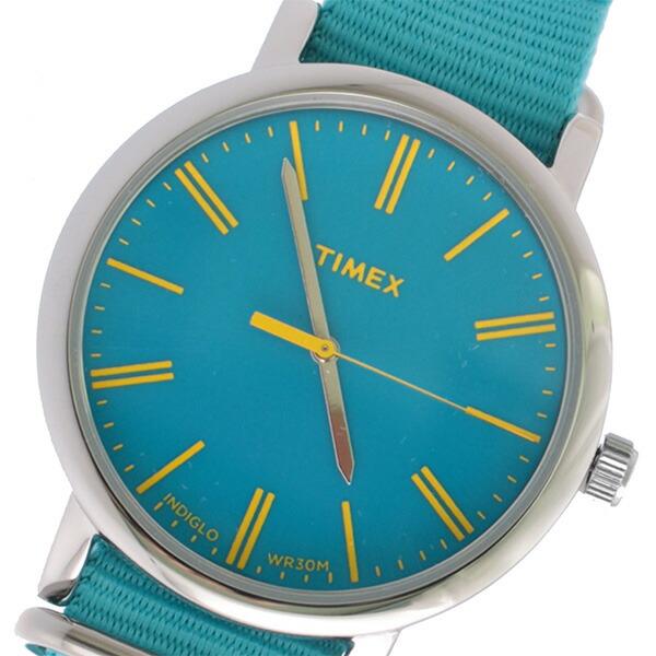 タイメックス TIMEX クオーツ メンズ 腕時計 T2P363 エメラルドグリーン 【腕時計 海外インポート品】