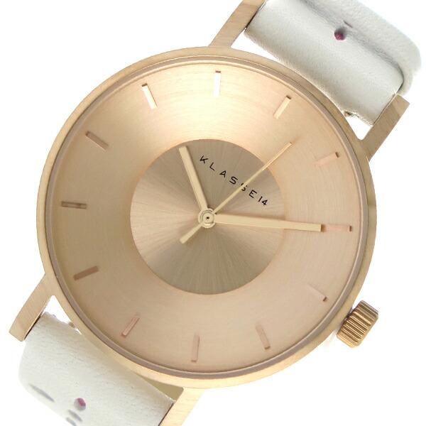 クラス14 KLASSE14 クオーツ レディース 腕時計 VO17IR029W ピンクゴールド 【腕時計 海外インポート品】返品可 レビュー投稿で次回使える2000円クーポン全員にプレゼント
