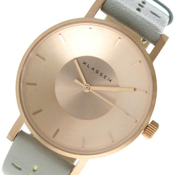 クラス14 KLASSE14 クオーツ レディース 腕時計 VO17IR030W ピンクゴールド 【腕時計 海外インポート品】返品可 レビュー投稿で次回使える2000円クーポン全員にプレゼント