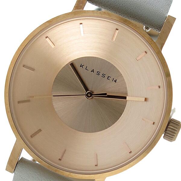 クラス14 KLASSE14 クオーツ レディース 腕時計 VO17IR031W ピンクゴールド 【腕時計 海外インポート品】返品可 レビュー投稿で次回使える2000円クーポン全員にプレゼント