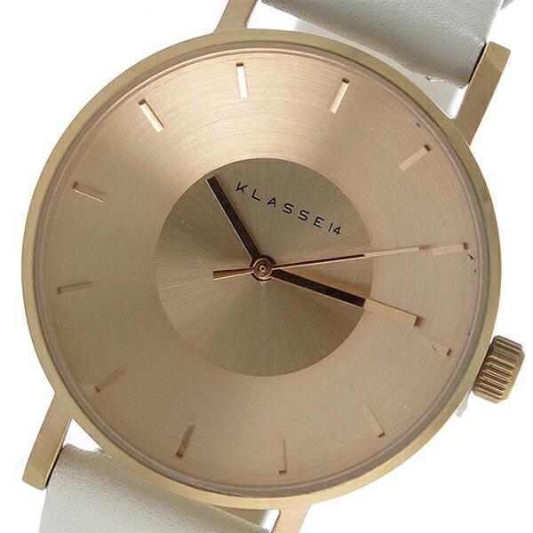 クラス14 KLASSE14 クオーツ レディース 腕時計 VO17IR033W ピンクゴールド 【腕時計 海外インポート品】返品可 レビュー投稿で次回使える2000円クーポン全員にプレゼント