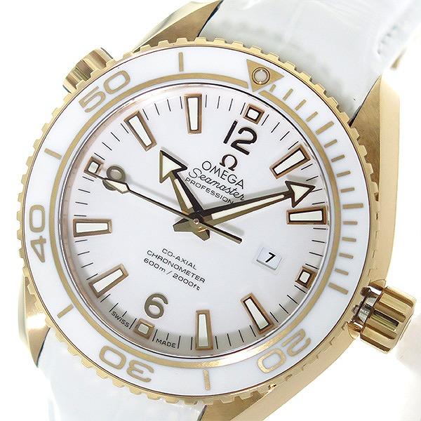オメガ OMEGA シーマスター 自動巻き レディース 腕時計 232.63.38.20.04.001 ホワイト/ホワイト 【腕時計 ハイブランド】返品可 レビュー投稿で次回使える2000円クーポン全員にプレゼント