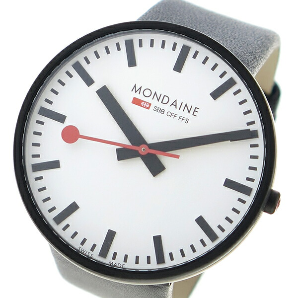 モンディーン MONDAINE クオーツ レディース 腕時計 A6603032861SBB ホワイト 【腕時計 海外インポート品】返品可 レビュー投稿で次回使える2000円クーポン全員にプレゼント