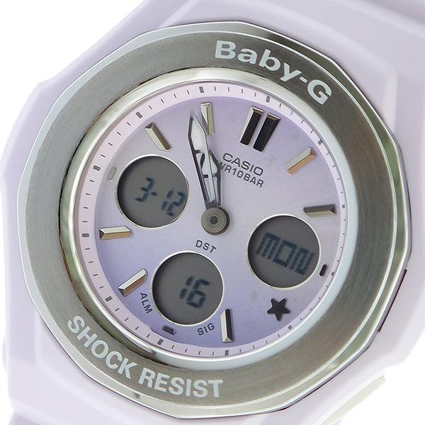 カシオ CASIO ベビーG BABY-G スターリースカイ クオーツ レディース 腕時計 BGA-100ST-4A ピンクパープル 【腕時計 海外インポート品】返品可 レビュー投稿で次回使える2000円クーポン全員にプレゼント