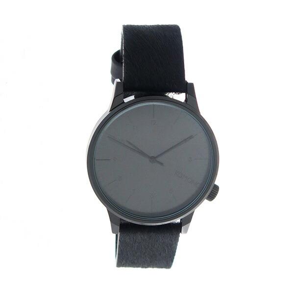 コモノ KOMONO Winston Monte Carlo クオーツ メンズ 腕時計 KOM-W2552 ブラック 【腕時計 海外インポート品】返品可 レビュー投稿で次回使える2000円クーポン全員にプレゼント