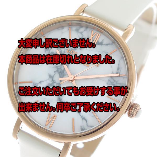 ローラローズ LOLA ROSE ホワイトハウライト WhiteHowlite クオーツ ユニセックス 腕時計 LR2022 マルチ/ホワイト 【腕時計 海外インポート品】返品可 レビュー投稿で次回使える2000円クーポン全員にプレゼント