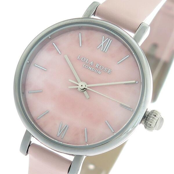 ローラローズ LOLA ROSE ローズクォーツ RoseQuartz クオーツ レディース 腕時計 LR2035 ピンク/ピンク 【腕時計 海外インポート品】返品可 レビュー投稿で次回使える2000円クーポン全員にプレゼント