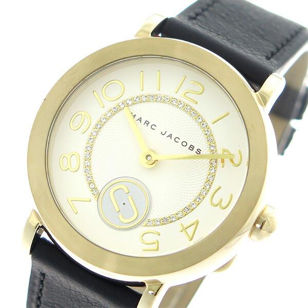 マークジェイコブス MARC JACOBS クオーツ レディース 腕時計 MJ1615 ホワイト/ブラック 【腕時計 海外インポート品】返品可 レビュー投稿で次回使える2000円クーポン全員にプレゼント