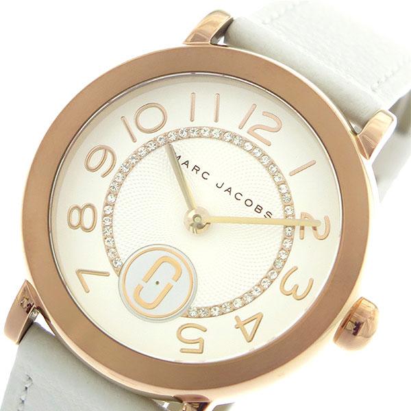 マークジェイコブス MARC JACOBS クオーツ レディース 腕時計 MJ1616 ホワイト/ホワイト 【腕時計 海外インポート品】返品可 レビュー投稿で次回使える2000円クーポン全員にプレゼント