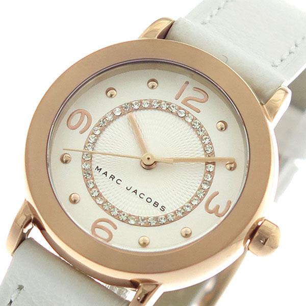 マークジェイコブス MARC JACOBS クオーツ レディース 腕時計 MJ1618 ホワイト/ホワイト 【腕時計 海外インポート品】返品可 レビュー投稿で次回使える2000円クーポン全員にプレゼント