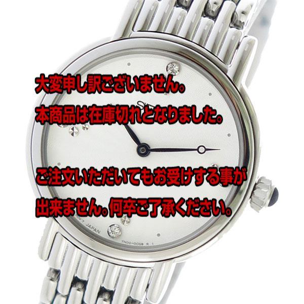 セイコー SEIKO クオーツ レディース 腕時計 SFQ805P1 ホワイト 【腕時計 海外インポート品】返品可 レビュー投稿で次回使える2000円クーポン全員にプレゼント