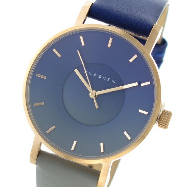 クラス14 KLASSE14 クオーツ レディース 腕時計 SK17RG003W ブルー 【腕時計 海外インポート品】返品可 レビュー投稿で次回使える2000円クーポン全員にプレゼント