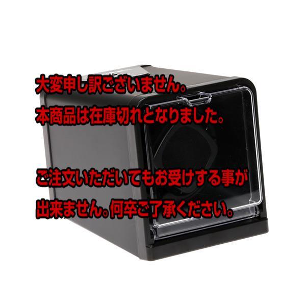 ティーセレクション T-SELECTIONS ワインダー ワインディングマシーン T-005112BK ブラック 【腕時計 腕時計関連用品】返品可 レビュー投稿で次回使える2000円クーポン全員にプレゼント