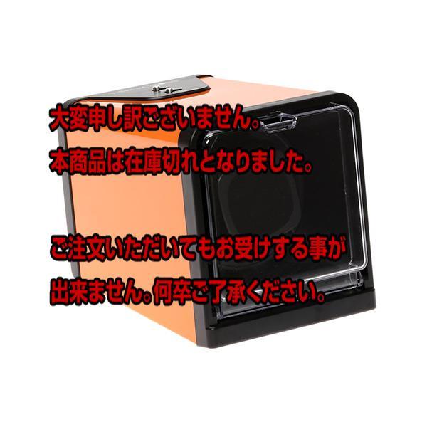 ティーセレクション T-SELECTIONS ワインダー ワインディングマシーン T-005112OR オレンジ 【腕時計 腕時計関連用品】返品可 レビュー投稿で次回使える2000円クーポン全員にプレゼント