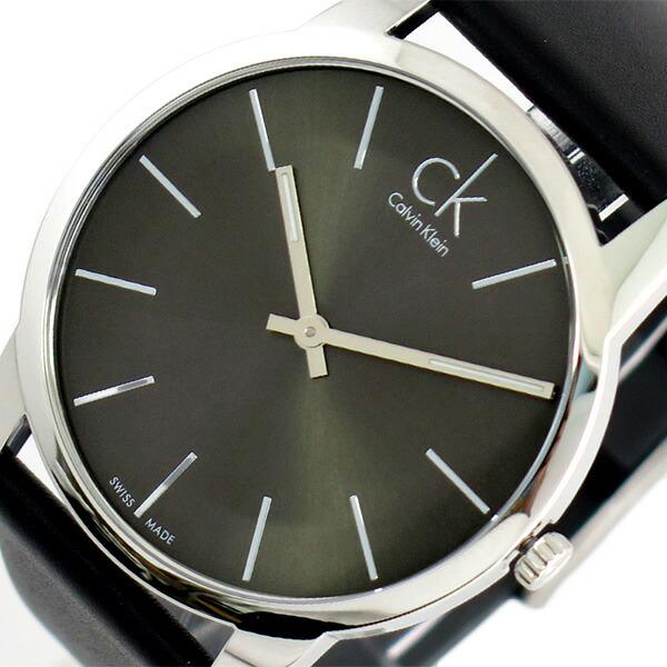 カルバンクライン CALVIN KLEIN 腕時計 メンズ K2G21107 シティー CITY クォーツ メタルブラック ブラック 【腕時計 海外インポート品】返品可 レビュー投稿で次回使える2000円クーポン全員にプレゼント