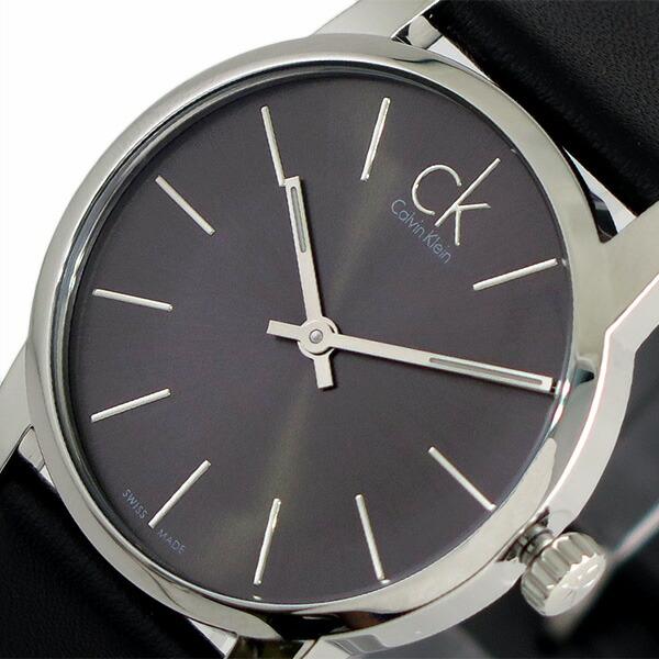 カルバンクライン CALVIN KLEIN 腕時計 レディース K2G23107 シティー CITY クォーツ メタルブラック ブラック 【腕時計 海外インポート品】返品可 レビュー投稿で次回使える2000円クーポン全員にプレゼント