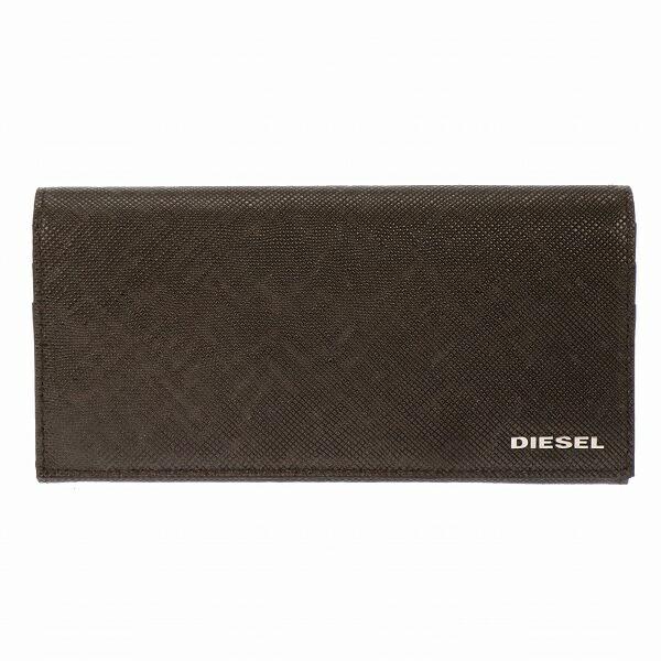 ディーゼル DIESEL 長財布 メンズ X04748-P0517-H2983 【財布・小物 財布】返品可 レビュー投稿で次回使える2000円クーポン全員にプレゼント