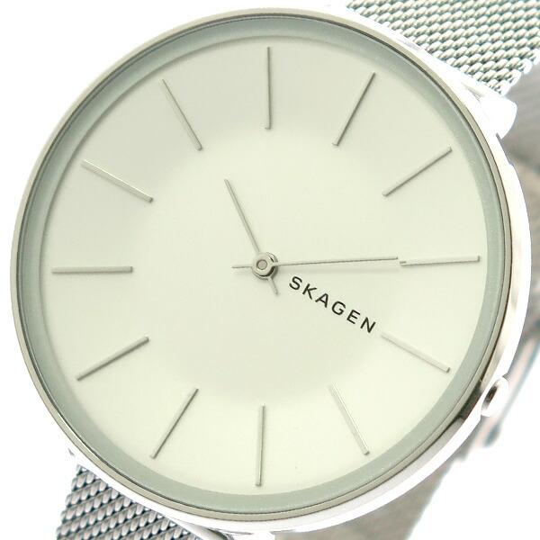 スカーゲン SKAGEN 腕時計 メンズ レディース SKW2687 KAROLINA クォーツ シルバー 【腕時計 海外インポート品】返品可 レビュー投稿で次回使える2000円クーポン全員にプレゼント