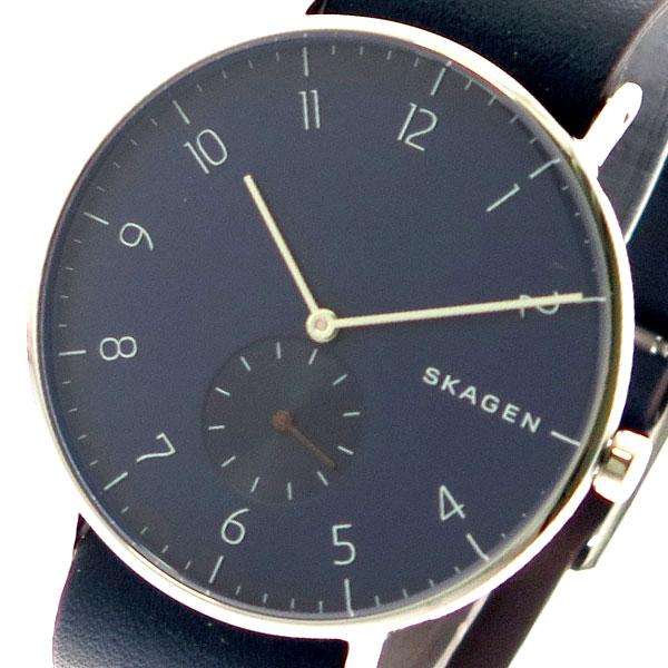 スカーゲン SKAGEN 腕時計 メンズ レディース SKW6478 クォーツ ネイビー 【腕時計 海外インポート品】返品可 レビュー投稿で次回使える2000円クーポン全員にプレゼント