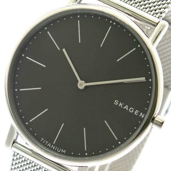 スカーゲン SKAGEN 腕時計 メンズ レディース SKW6483 クォーツ グレー シルバー 【腕時計 海外インポート品】返品可 レビュー投稿で次回使える2000円クーポン全員にプレゼント