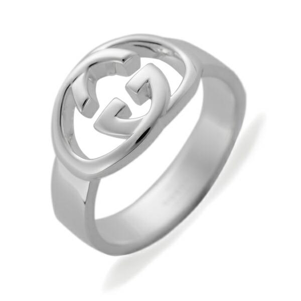グッチ GUCCI ユニセックス リング 指輪 JP20号 190483-J8400/8106/21 シルバー 【アクセサリー 指輪】返品可 レビュー投稿で次回使える2000円クーポン全員にプレゼント