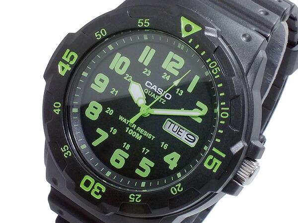 カシオ CASIO ダイバールック クオーツ メンズ 腕時計 MRW-200H-3B 【腕時計 海外インポート品】