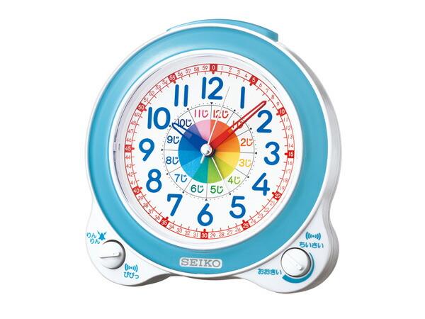 セイコー SEIKO 目覚まし時計 KR887L 【インテリア 時計】