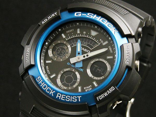 カシオ CASIO Gショック G-SHOCK アナデジ 腕時計 AW-591-2AJF 国内正規 【腕時計 国内正規品】返品可 レビュー投稿で次回使える2000円クーポン全員にプレゼント