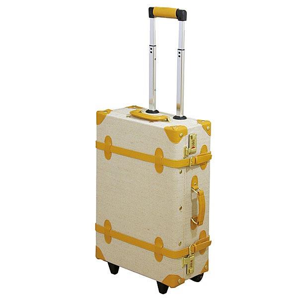 シャルミス CHARMISS トランク キャリーケース バッグ 05-5152-40 ベージュ 【バッグ スーツケース】返品可 レビュー投稿で次回使える2000円クーポン全員にプレゼント