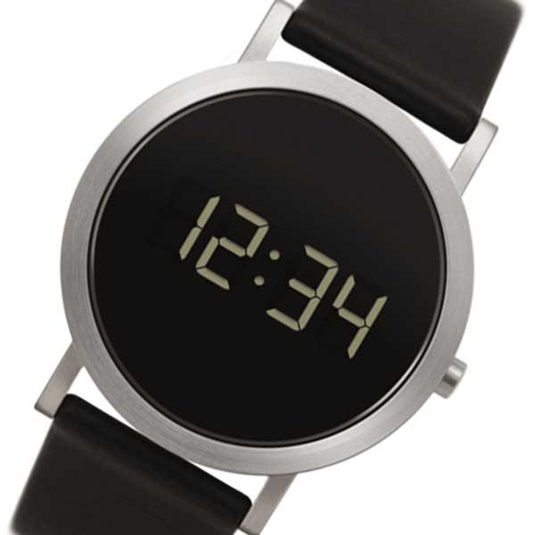 ピーオーエス POS ノーマル NORMAL Digital Grande Silver デジタル メンズ 腕時計 DG-L01 ブラック 【 】返品可 レビュー投稿で次回使える2000円クーポン全員にプレゼント