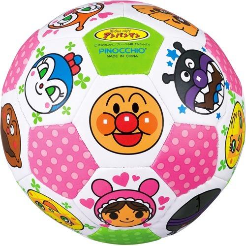 10000円以上送料無料 アンパンマン NEWカラフルサッカーボール(1コ入) ベビー&キッズ おもちゃ・育児サポート おもちゃ(知育具) レビュー投稿で次回使える2000円クーポン全員にプレゼント