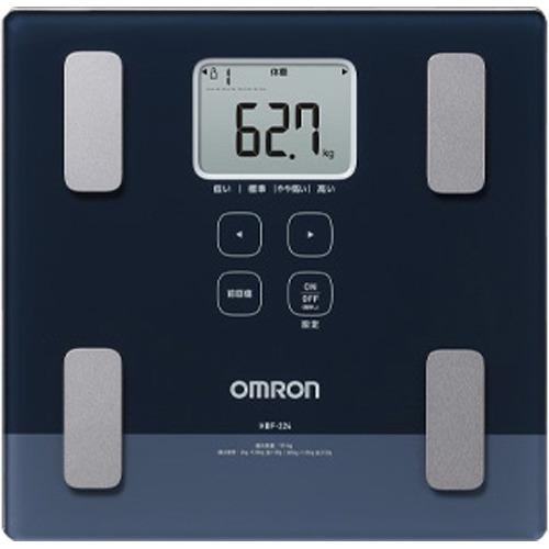 10000円以上送料無料 オムロン 体重体組成計 カラダスキャン HBF-224-DB(1台) 家電 測定器 体脂肪計・体重計 レビュー投稿で次回使える2000円クーポン全員にプレゼント